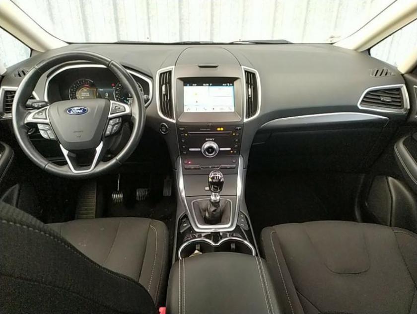 Ford S-max 2.0 Tdci 180ch Stop&start Titanium - Visuel #6