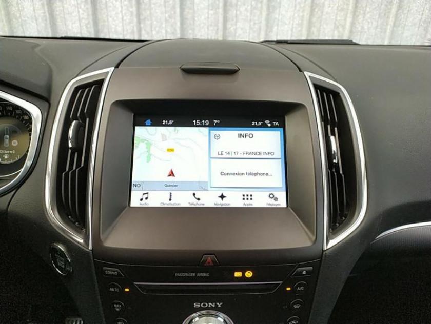 Ford S-max 2.0 Tdci 180ch Stop&start Titanium - Visuel #11
