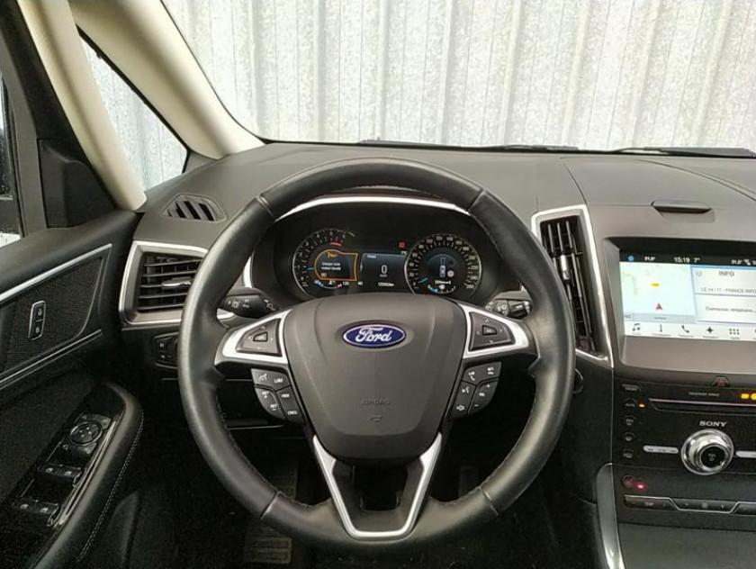 Ford S-max 2.0 Tdci 180ch Stop&start Titanium - Visuel #12