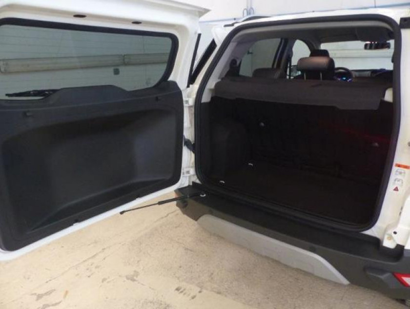 Ford Ecosport 1.0 Ecoboost 125ch Titanium - Visuel #9