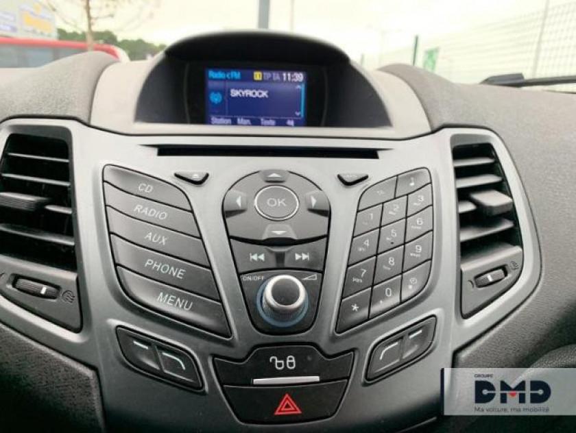 Ford Fiesta 1.25 82ch Edition 5p - Visuel #6