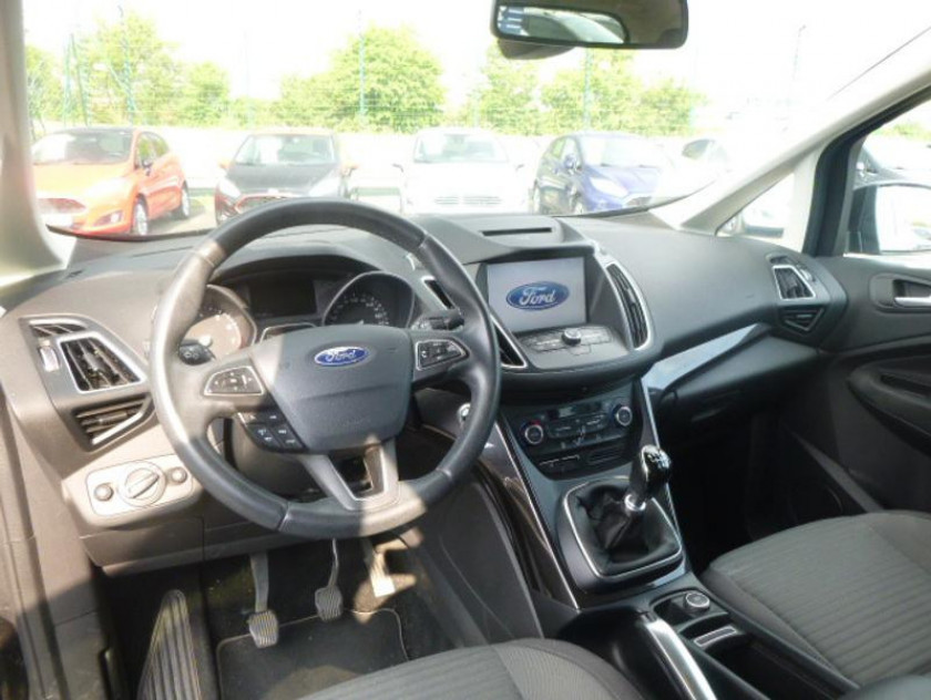 Ford C-max 1.0 Ecoboost 100ch Stop&start Titanium - Visuel #9