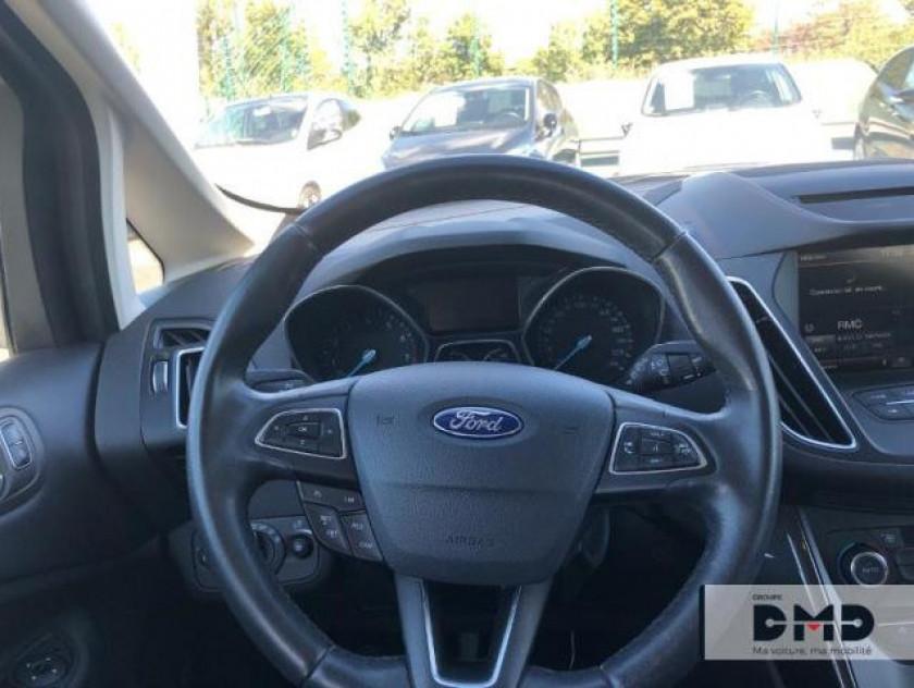 Ford C-max 1.0 Ecoboost 100ch Stop&start Titanium - Visuel #7