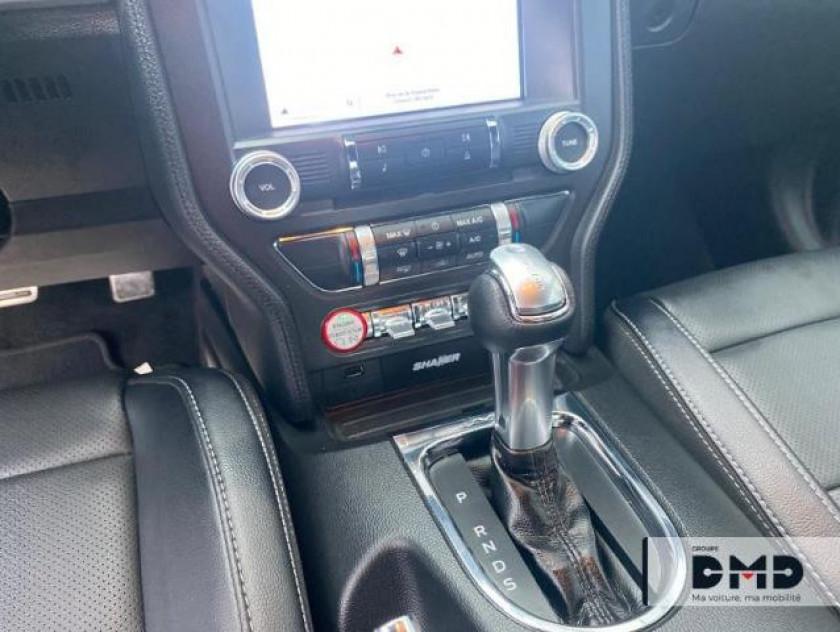 Ford Mustang Fastback 5.0 V8 421ch Gt Bva6 - Visuel #8
