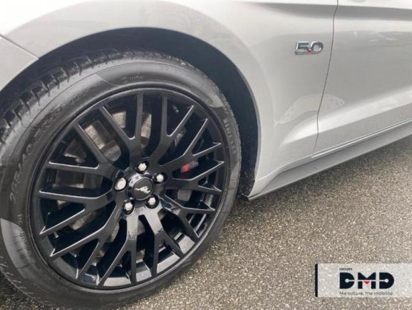 Ford Mustang Fastback 5.0 V8 421ch Gt Bva6 - Visuel #15