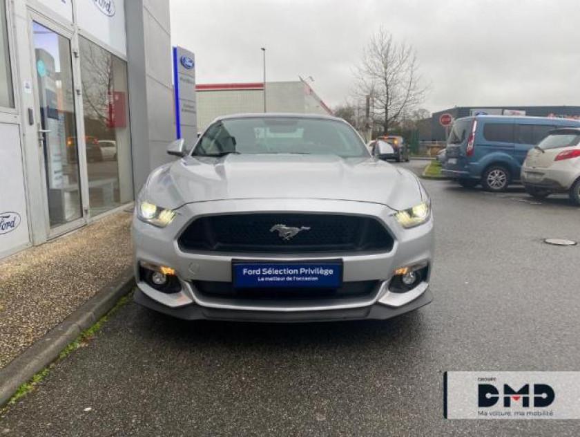 Ford Mustang Fastback 5.0 V8 421ch Gt Bva6 - Visuel #4
