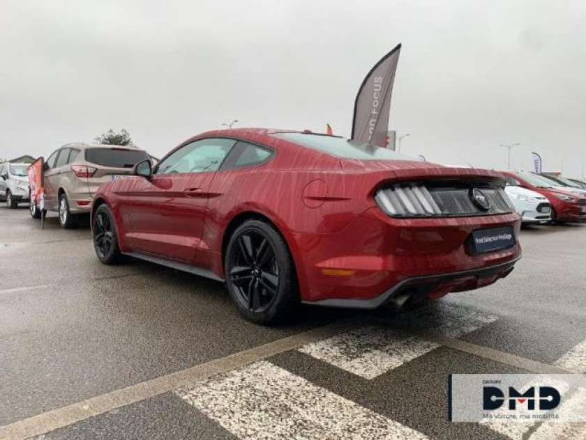 Ford Mustang Fastback 2.3 Ecoboost 317ch - Visuel #3