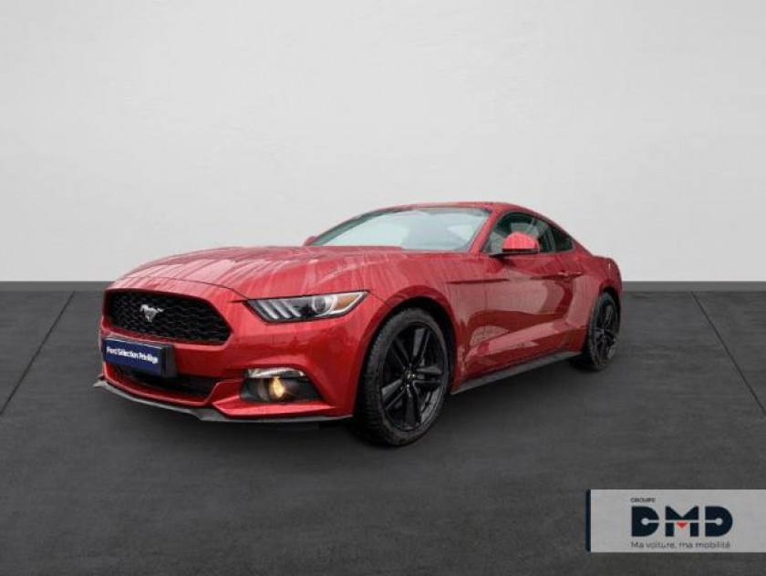 Ford Mustang Fastback 2.3 Ecoboost 317ch - Visuel #1