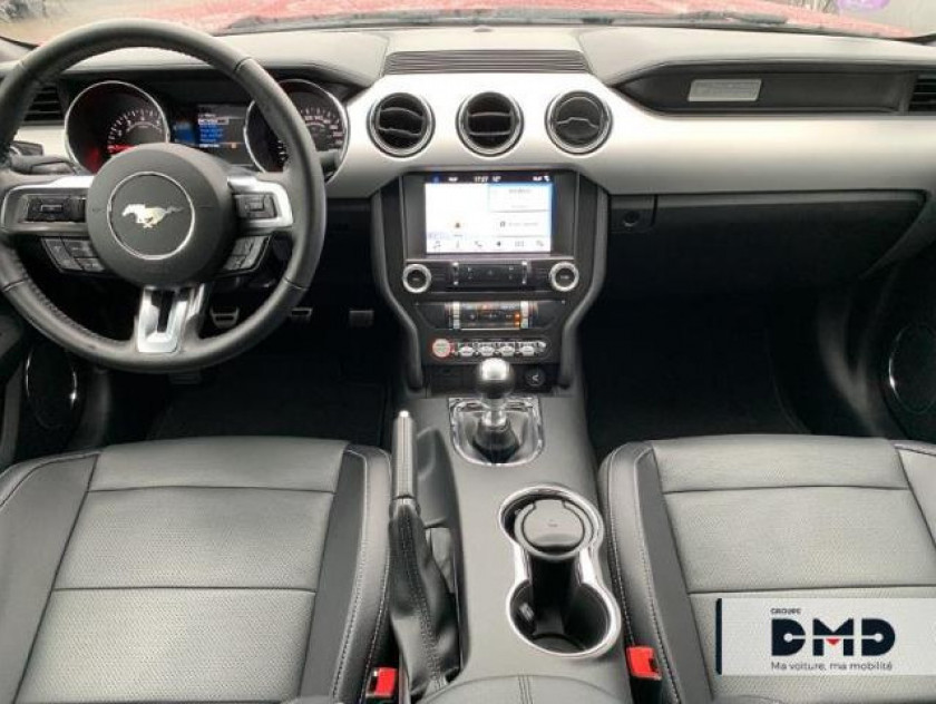 Ford Mustang Fastback 2.3 Ecoboost 317ch - Visuel #5