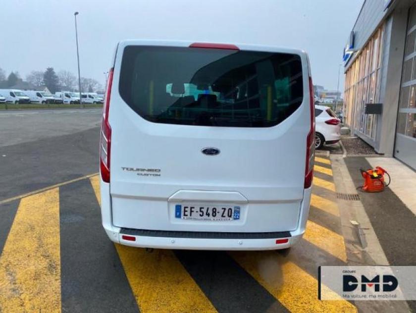 Ford Tourneo Custom 310 L2h1 2.0 Tdci 170ch Titanium - Visuel #18