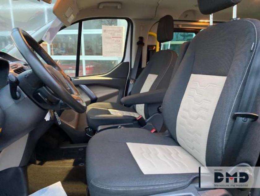 Ford Tourneo Custom 310 L2h1 2.0 Tdci 170ch Titanium - Visuel #16