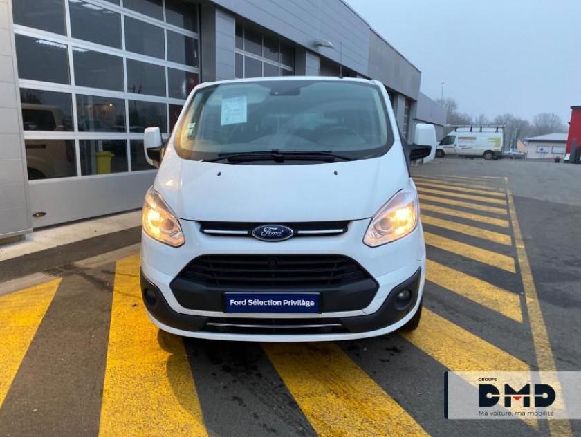 Ford Tourneo Custom 310 L2h1 2.0 Tdci 170ch Titanium - Visuel #4