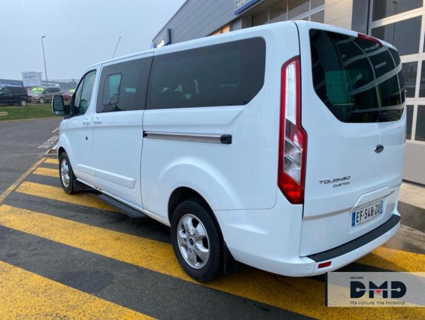 Ford Tourneo Custom 310 L2h1 2.0 Tdci 170ch Titanium - Visuel #3