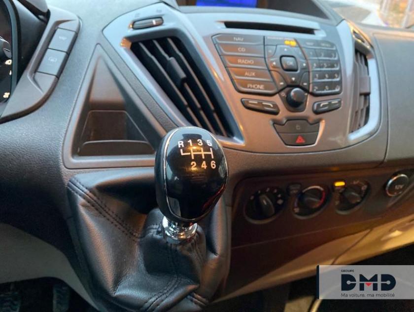 Ford Tourneo Custom 310 L2h1 2.0 Tdci 170ch Titanium - Visuel #8