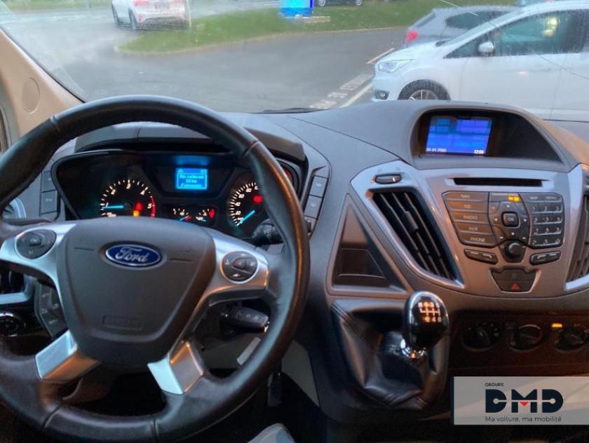 Ford Tourneo Custom 310 L2h1 2.0 Tdci 170ch Titanium - Visuel #5