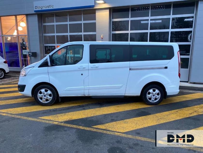 Ford Tourneo Custom 310 L2h1 2.0 Tdci 170ch Titanium - Visuel #2