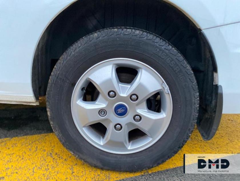 Ford Tourneo Custom 310 L2h1 2.0 Tdci 170ch Titanium - Visuel #13