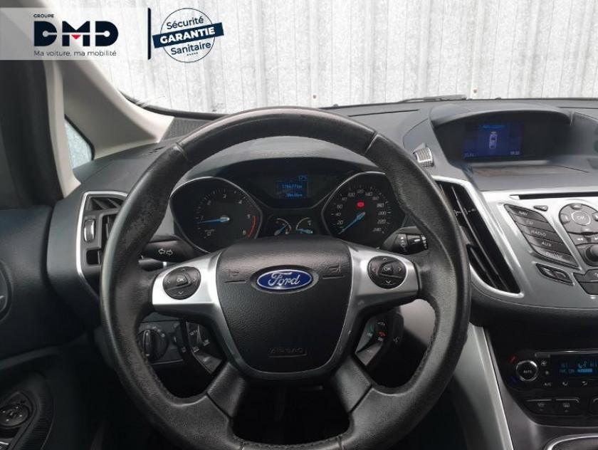 Ford Grand C-max 1.6 Tdci 115ch Fap Titanium - Visuel #7