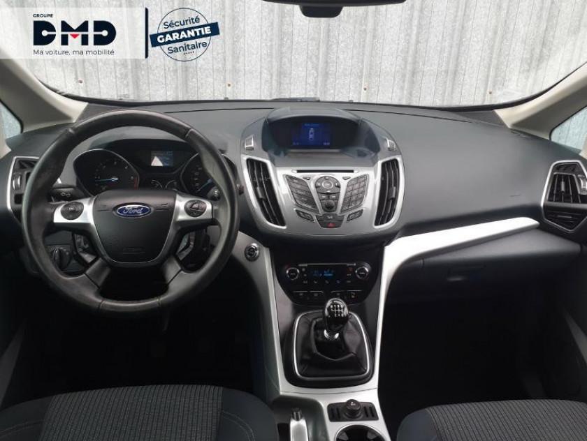 Ford Grand C-max 1.6 Tdci 115ch Fap Titanium - Visuel #5