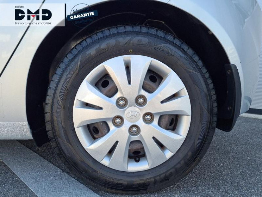 Hyundai Ix20 1.4 Crdi 90 Bluedrive Pack Sensation - Visuel #13