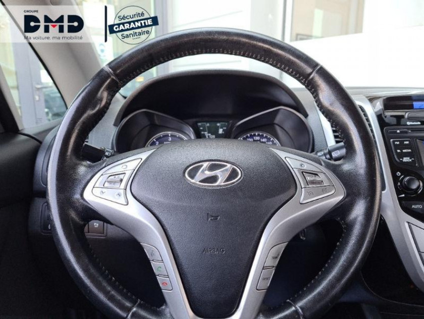 Hyundai Ix20 1.4 Crdi 90 Bluedrive Pack Sensation - Visuel #7