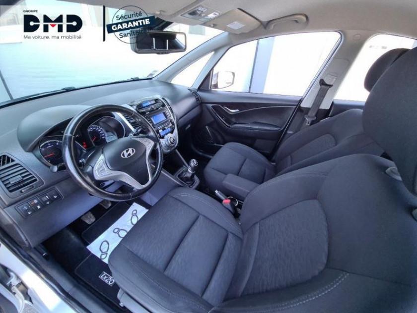 Hyundai Ix20 1.4 Crdi 90 Bluedrive Pack Sensation - Visuel #15