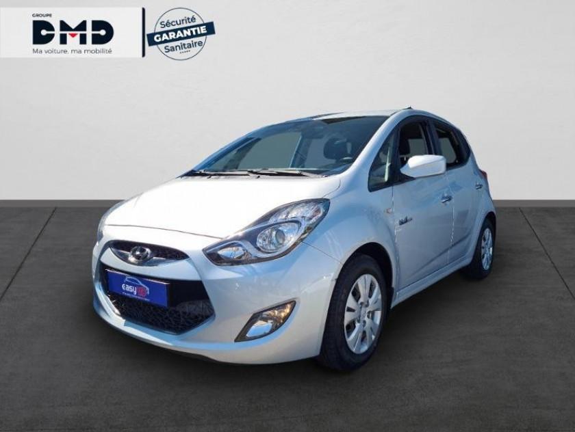 Hyundai Ix20 1.4 Crdi 90 Bluedrive Pack Sensation - Visuel #1