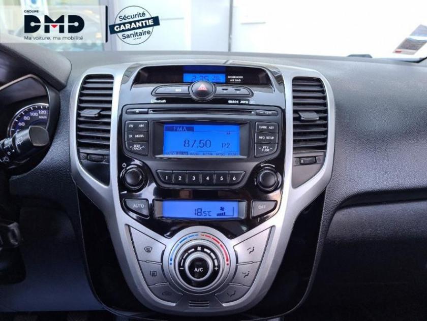 Hyundai Ix20 1.4 Crdi 90 Bluedrive Pack Sensation - Visuel #6