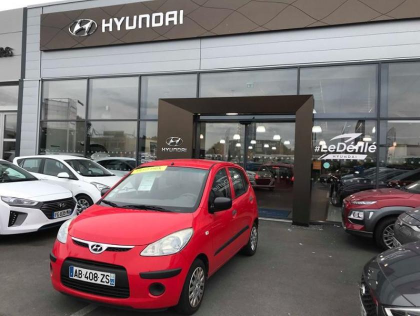 Hyundai I10 1.2 Pack - Visuel #2