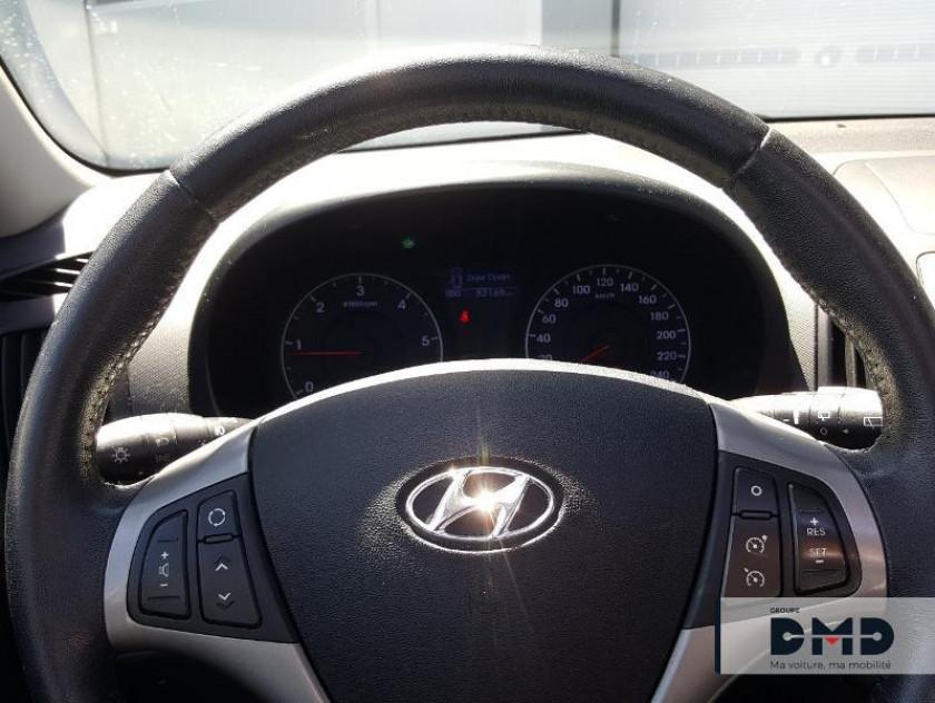 Hyundai I30 1.6 Crdi115 World Cup Ba 5p - Visuel #7