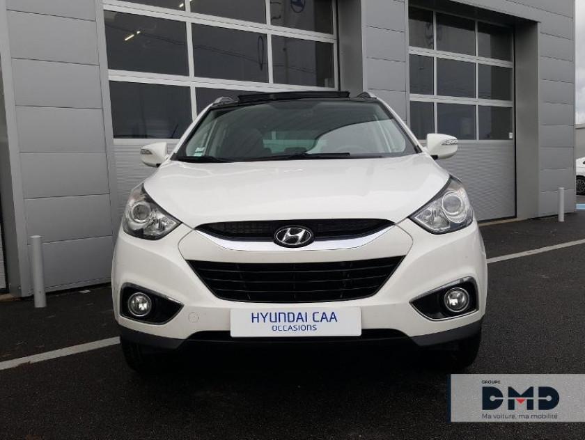 Hyundai Ix35 2.0 Crdi136 Pack Premium Limited 4wd - Visuel #4