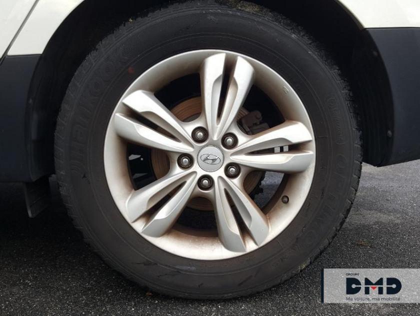 Hyundai Ix35 2.0 Crdi136 Pack Premium Limited 4wd - Visuel #13