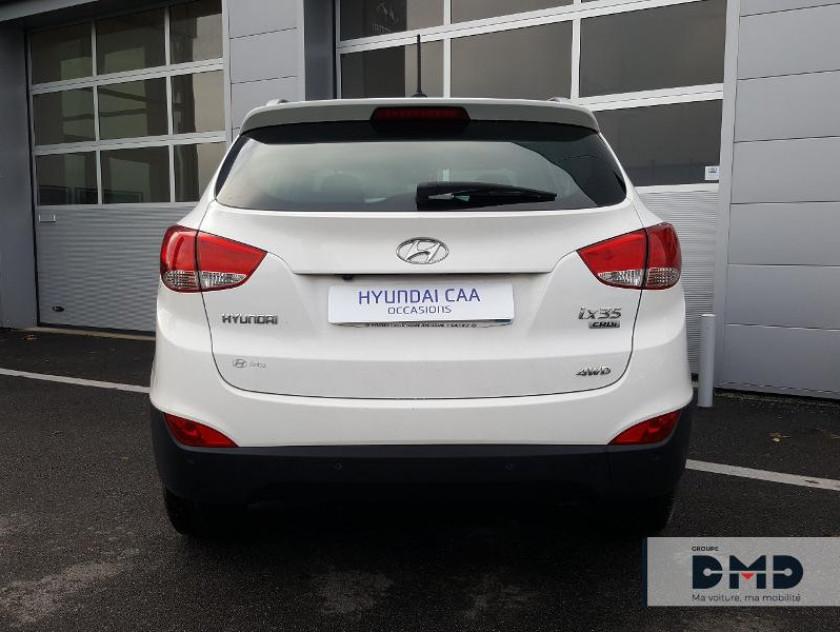 Hyundai Ix35 2.0 Crdi136 Pack Premium Limited 4wd - Visuel #11