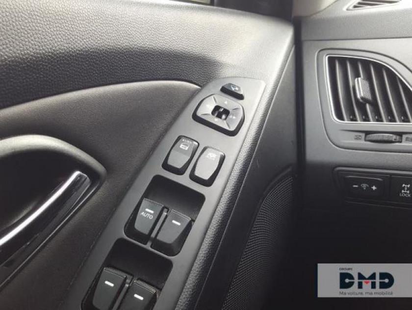 Hyundai Ix35 2.0 Crdi136 Pack Premium Limited 4wd - Visuel #16