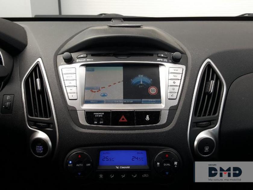Hyundai Ix35 2.0 Crdi136 Pack Premium Limited 4wd - Visuel #6