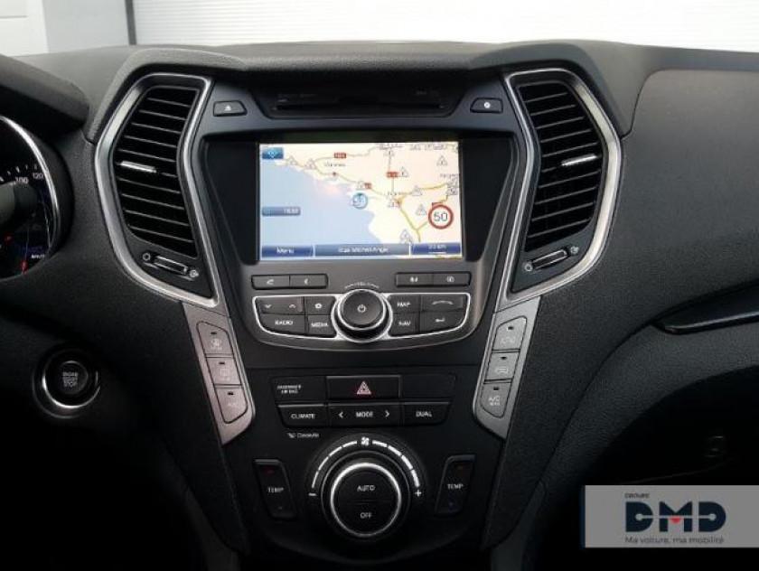 Hyundai Santa Fe 2.2 Crdi 197ch 4wd Executive Bva - Visuel #6