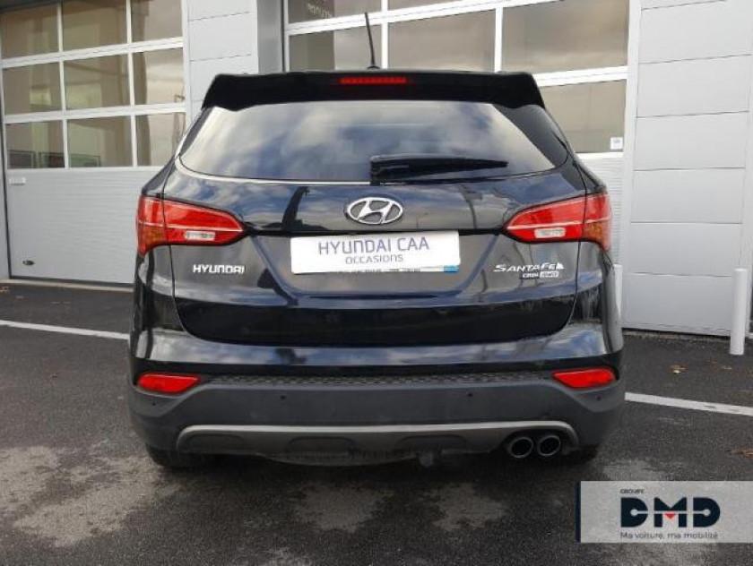 Hyundai Santa Fe 2.2 Crdi 197ch 4wd Executive Bva - Visuel #11