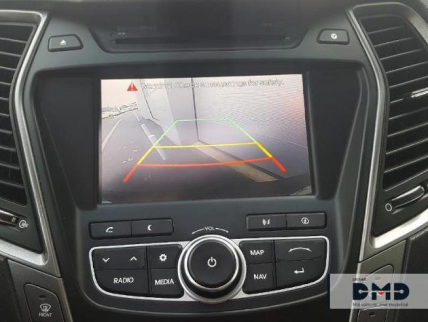 Hyundai Santa Fe 2.2 Crdi 197ch 4wd Executive Bva - Visuel #18