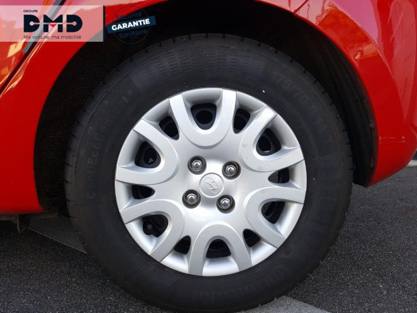 Hyundai I20 1.2 Pack Inventive - Visuel #13
