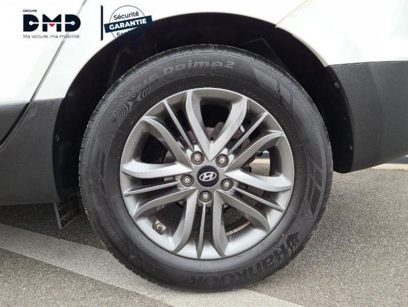 Hyundai Ix35 1.7 Crdi 115ch Pack Business Blue Drive - Visuel #13