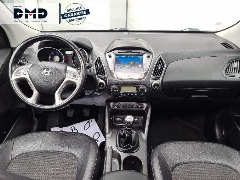 Hyundai Ix35 1.7 Crdi 115ch Pack Business Blue Drive - Visuel #5