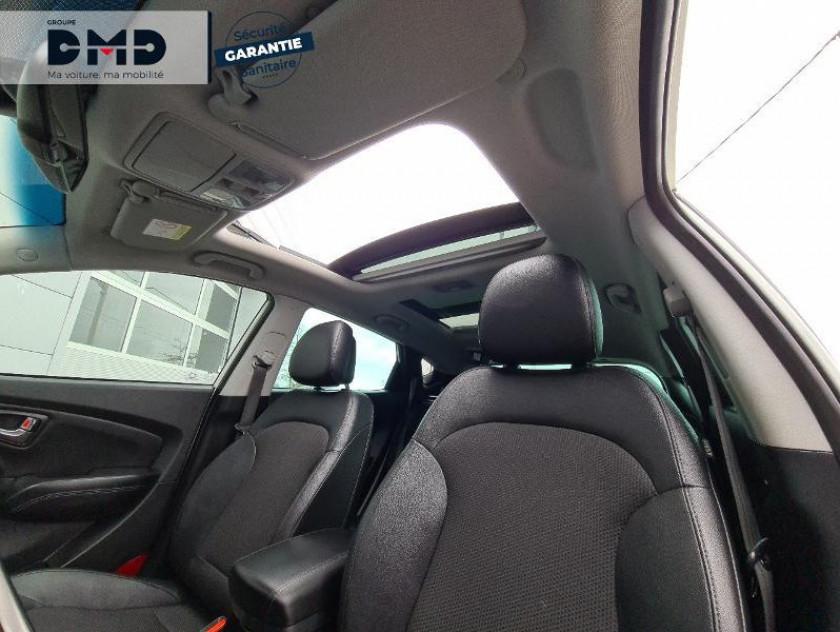 Hyundai Ix35 1.7 Crdi 115ch Pack Business Blue Drive - Visuel #14