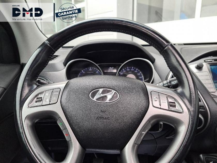 Hyundai Ix35 1.7 Crdi 115ch Pack Business Blue Drive - Visuel #7