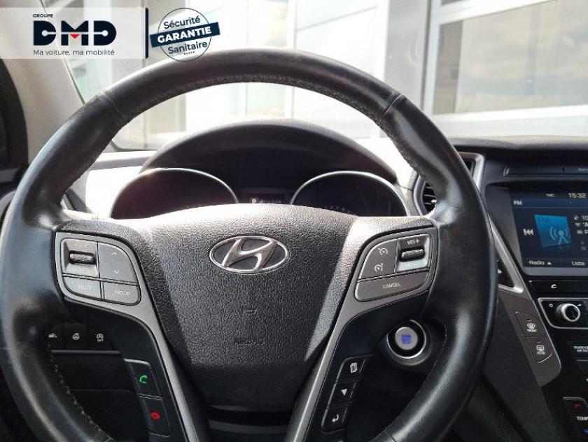 Hyundai Santa Fe 2.2 Crdi 200ch 4wd Creative Bva - Visuel #7