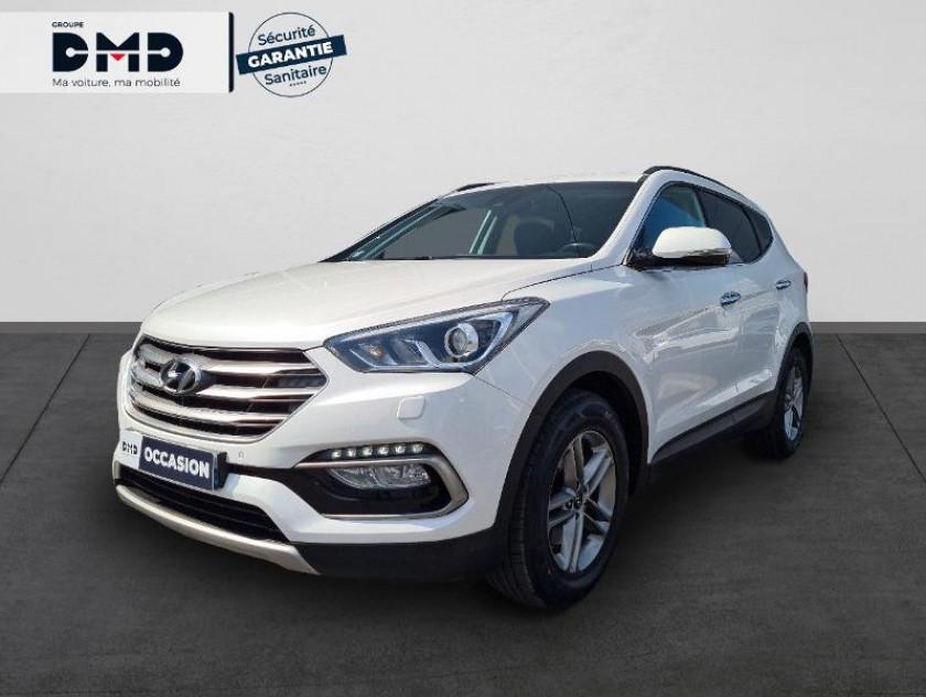 Hyundai Santa Fe 2.2 Crdi 200ch 4wd Creative Bva - Visuel #1