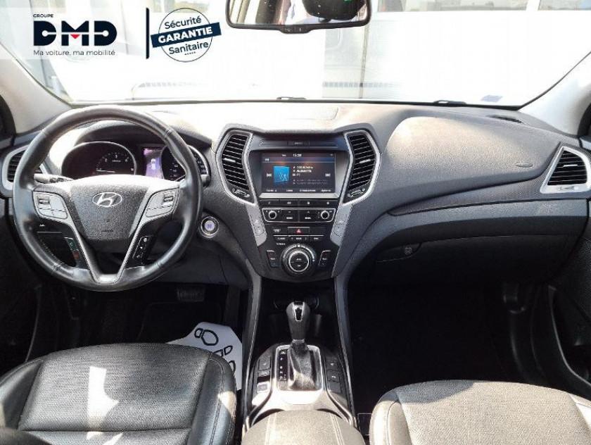 Hyundai Santa Fe 2.2 Crdi 200ch 4wd Creative Bva - Visuel #5