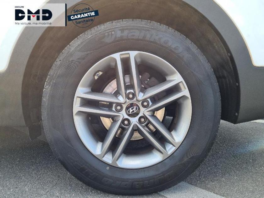 Hyundai Santa Fe 2.2 Crdi 200ch 4wd Creative Bva - Visuel #13
