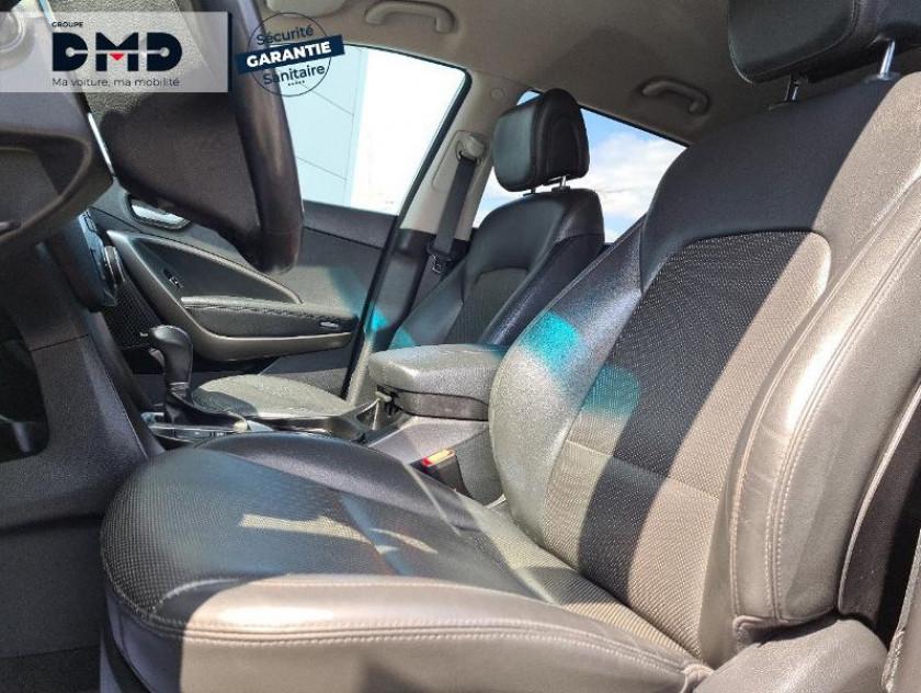 Hyundai Santa Fe 2.2 Crdi 200ch 4wd Creative Bva - Visuel #9
