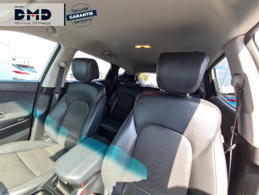 Hyundai Santa Fe 2.2 Crdi 200ch 4wd Creative Bva - Visuel #14