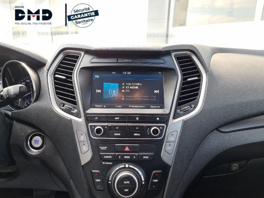 Hyundai Santa Fe 2.2 Crdi 200ch 4wd Creative Bva - Visuel #6